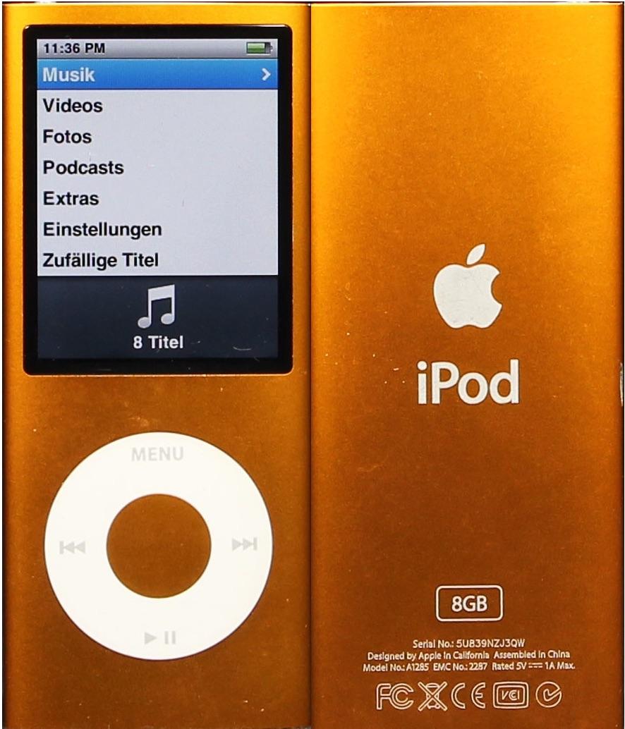 ipod nano 4 g reparatur display reparieren apple ipod. Black Bedroom Furniture Sets. Home Design Ideas