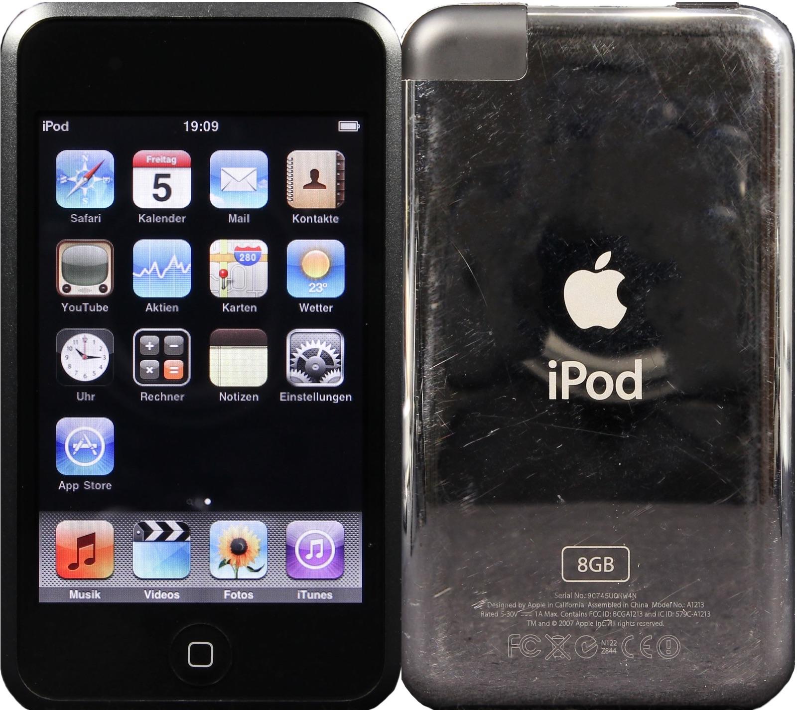 modelle iphone ipod bestimmen bestimmen sie ihr modell iphone rh profi repair de iPod Touch 7th Generation iPod Touch 7th Generation