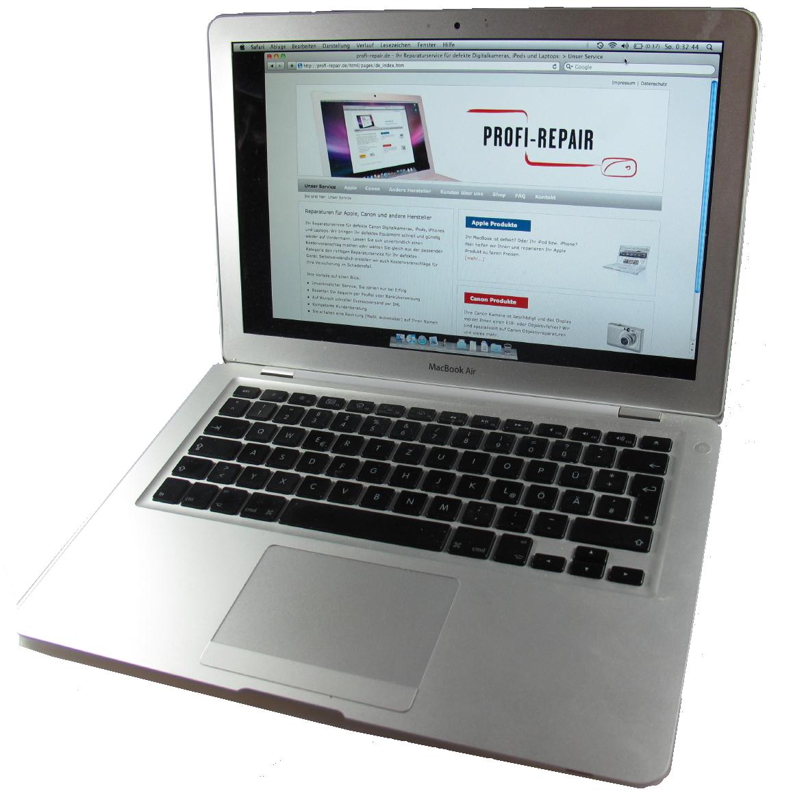 macbook pro unibody 17 display reparatur macbook display. Black Bedroom Furniture Sets. Home Design Ideas