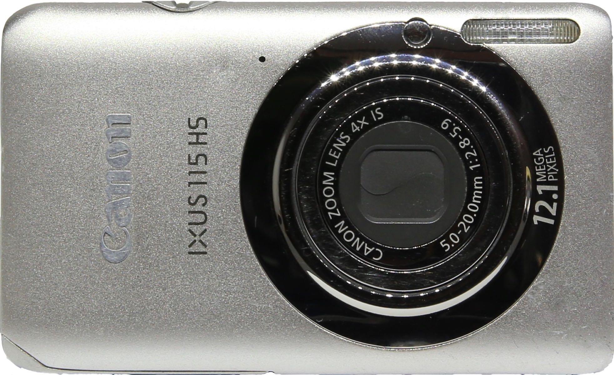 Ixus 115 HS