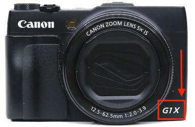 Modell bestimmen Canon